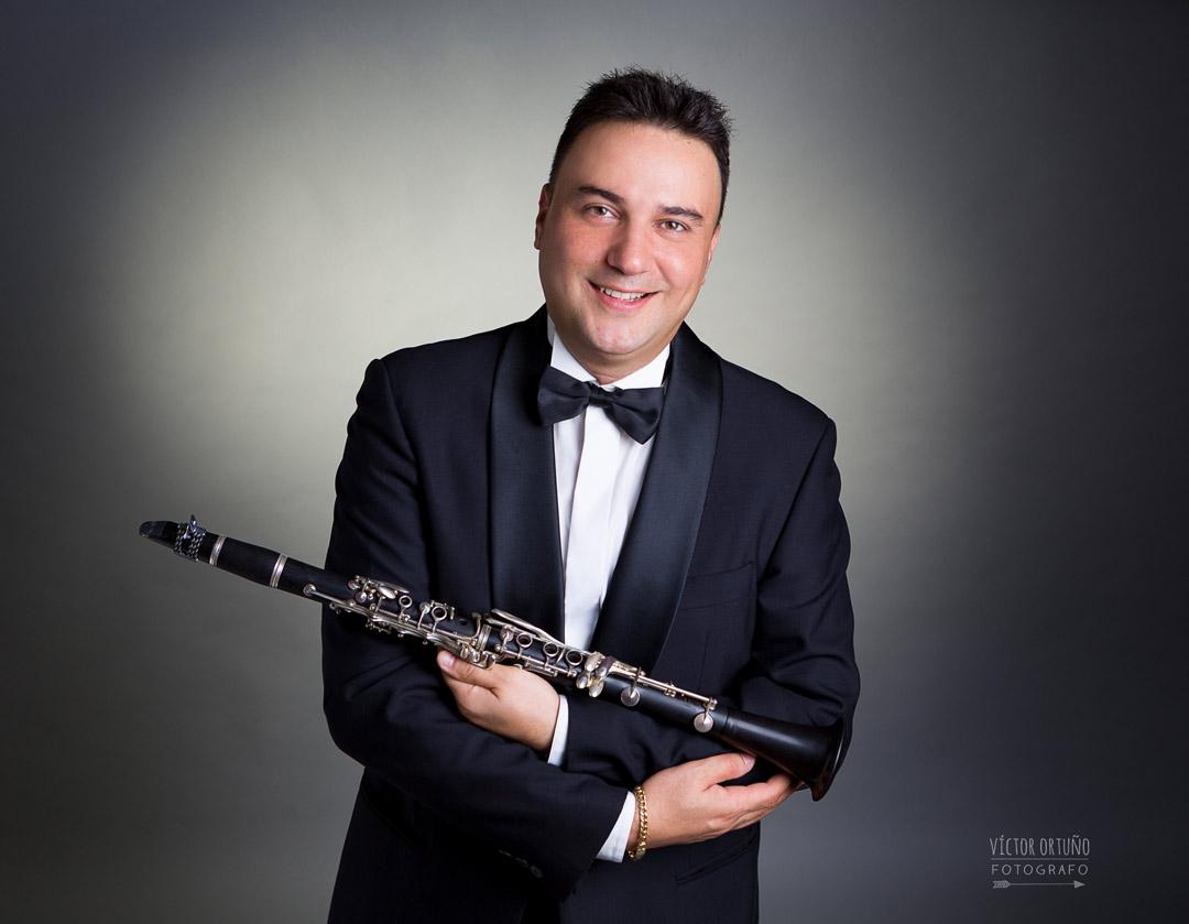 Clarinete Tomás Rodríguez